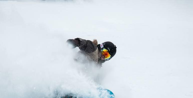 Snowboard e Ski